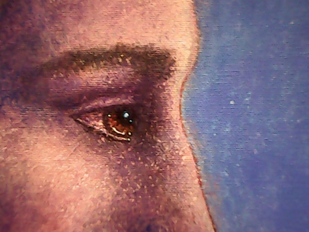 Lancelot's eye